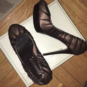 Woman's BCBGMAXAZRIA high heels shoes